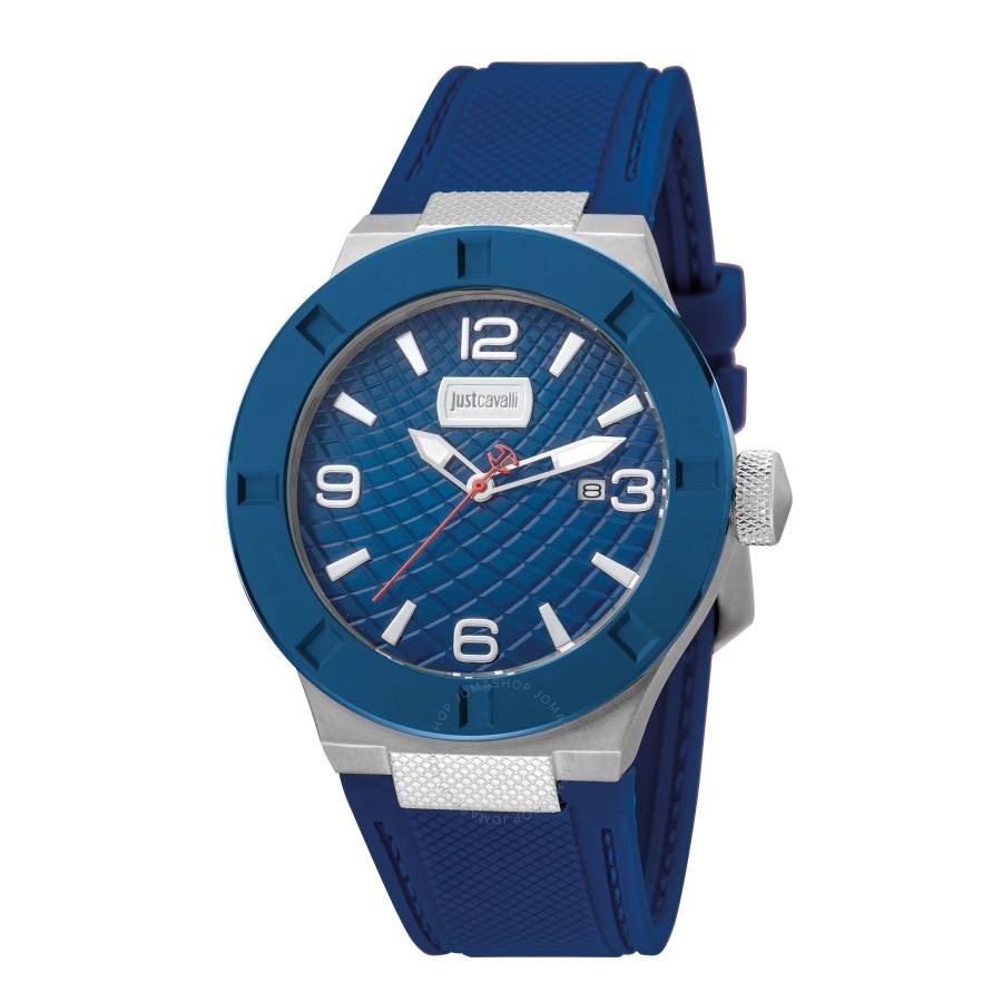 blue rubber jc