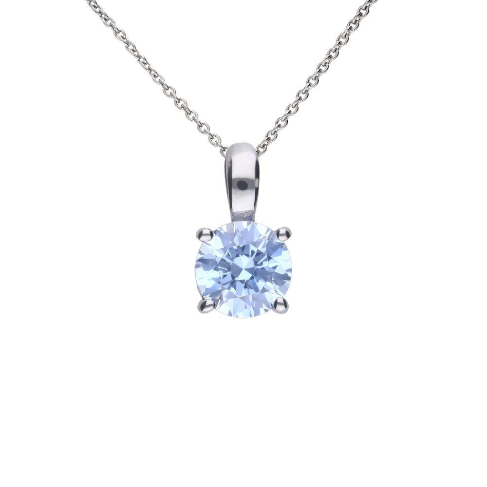 diamonfire-silver-blue-zirconia-claw-pendant-p20984-58769_zoom