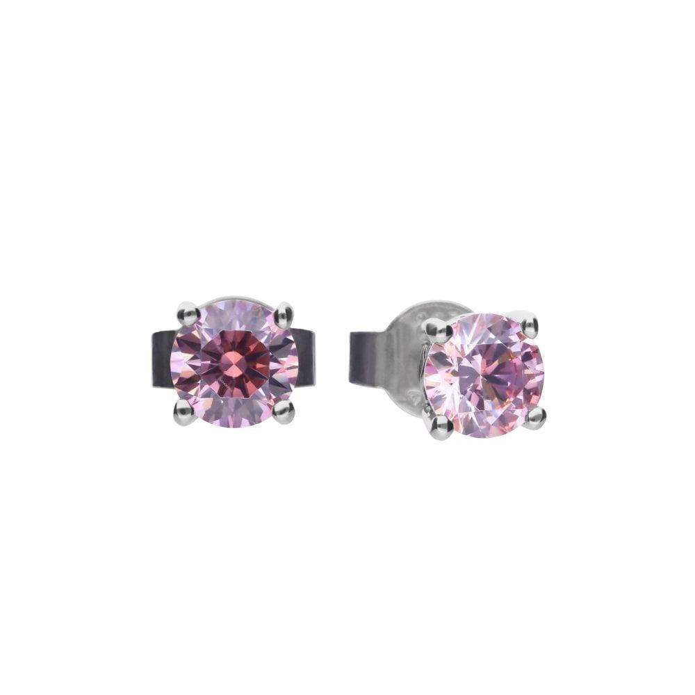 diamonfire-silver-pink-zirconia-stud-earrings-p20966-58765_image