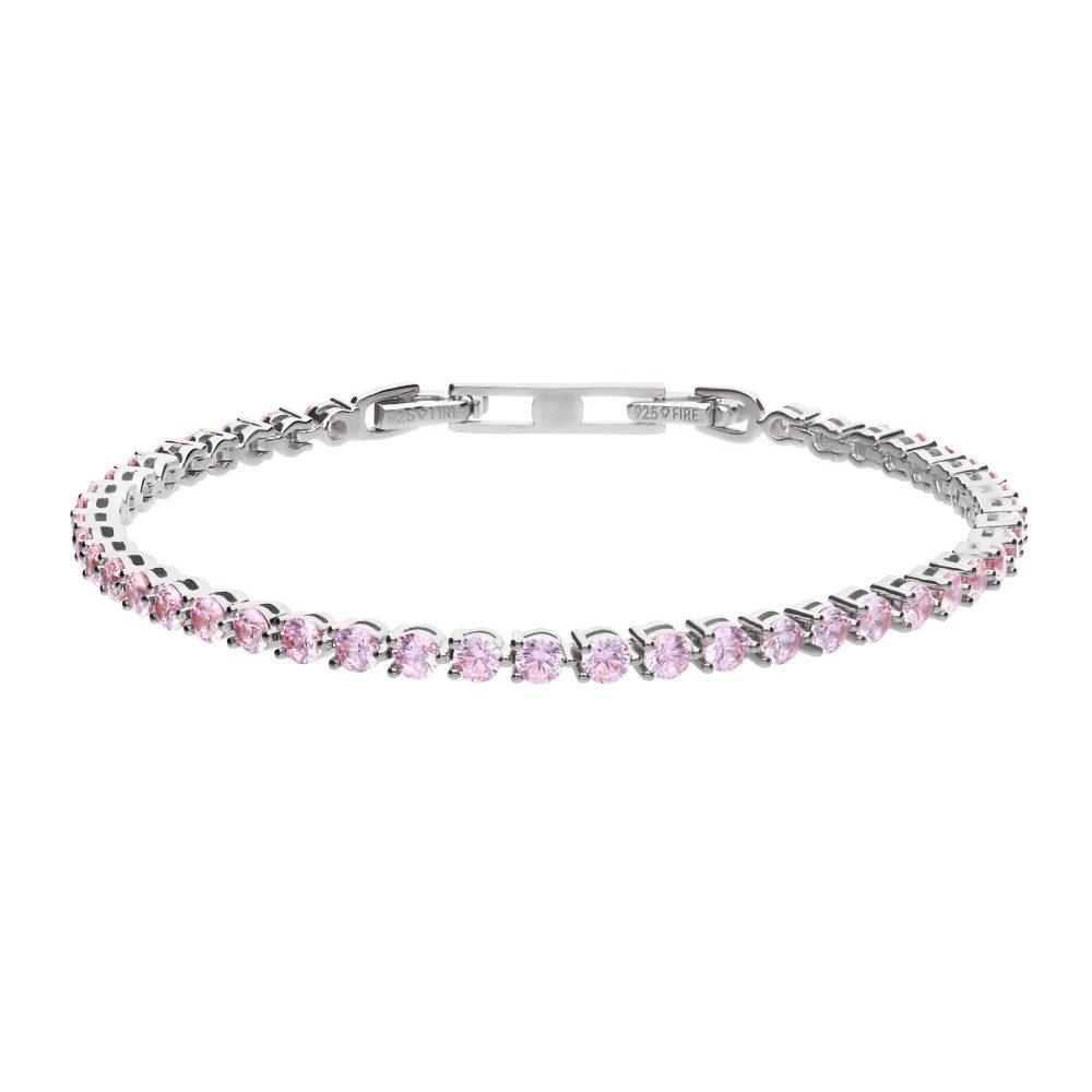 diamonfire-silver-pink-zirconia-tennis-bracelet-p20962-58767_zoom