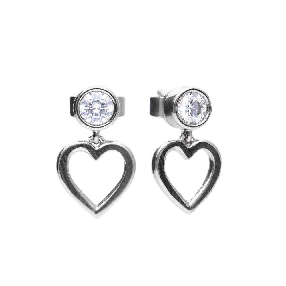 diamonfire-silver-white-zirconia-open-heart-drop-earrings-p20968-58779_image