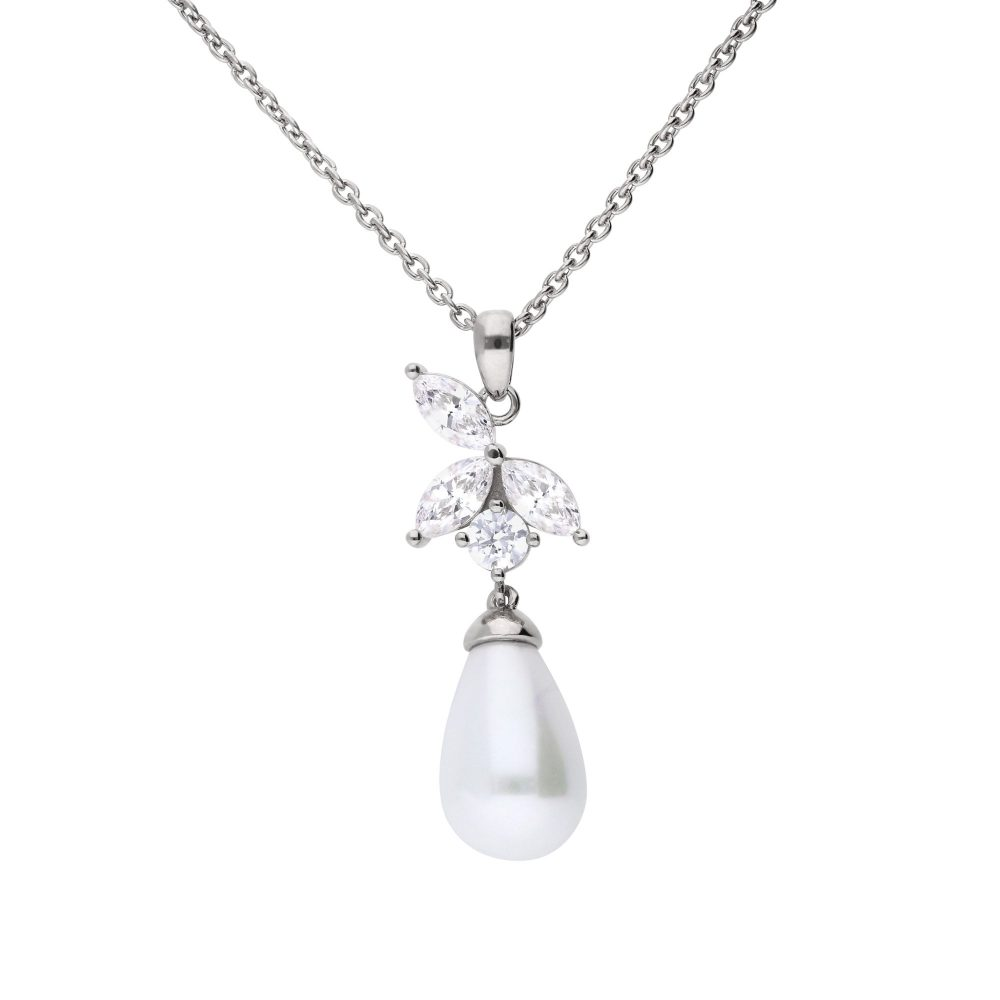diamonfire-silver-with-pearls-white-zirconia-marquise-pendant-necklace-p20980-58781_zoom