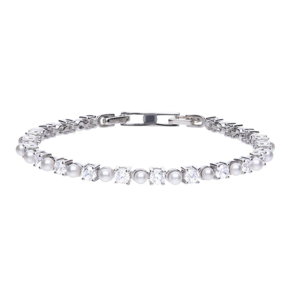 diamonfire-silver-with-pearls-white-zirconia-tennis-bracelet-p20963-58805_zoom