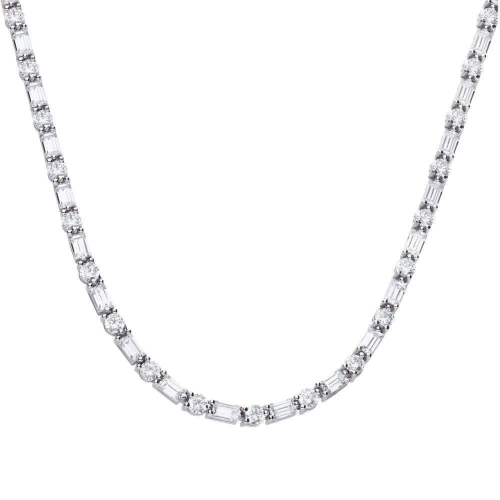 diamonfire-silver-with-white-zirconia-baguette-round-necklace-p19731-55347_zoom